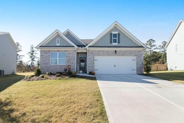 185 Valley View Circle, Dallas, GA 30132 (MLS #6805555) :: Tonda Booker Real Estate Sales