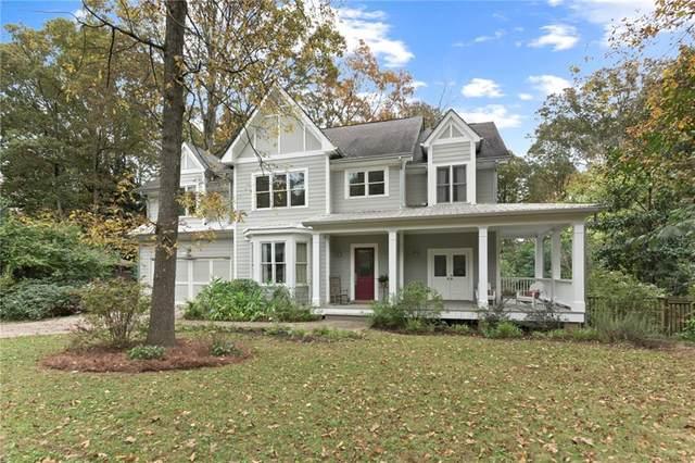 1148 Oldfield Road, Decatur, GA 30030 (MLS #6805589) :: Oliver & Associates Realty