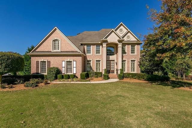 867 Woodleaf Park Drive, Mableton, GA 30126 (MLS #6805621) :: North Atlanta Home Team