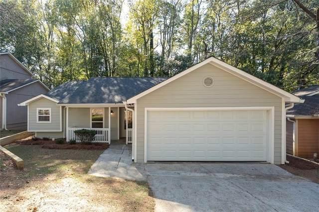 5411 Ridge Forest Drive, Stone Mountain, GA 30083 (MLS #6805702) :: The Zac Team @ RE/MAX Metro Atlanta