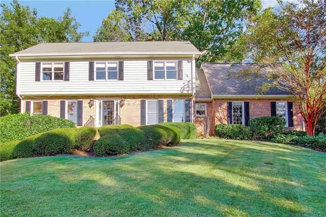 5001 Trailridge Way, Dunwoody, GA 30338 (MLS #6805735) :: Path & Post Real Estate