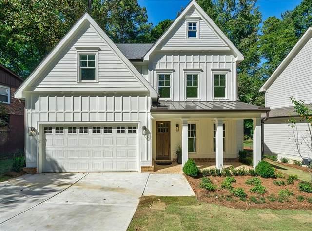 1716 Wayland Circle, Brookhaven, GA 30319 (MLS #6805771) :: Oliver & Associates Realty