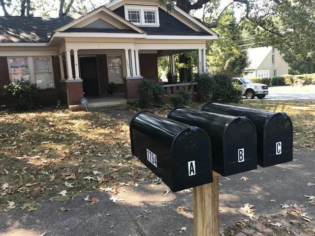 1794 Thompson Avenue, Atlanta, GA 30344 (MLS #6805789) :: Oliver & Associates Realty