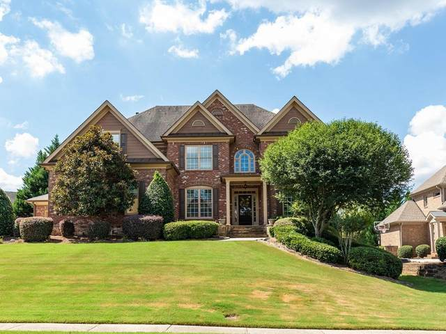 1001 Cranbrook Glen Lane, Snellville, GA 30078 (MLS #6805833) :: North Atlanta Home Team