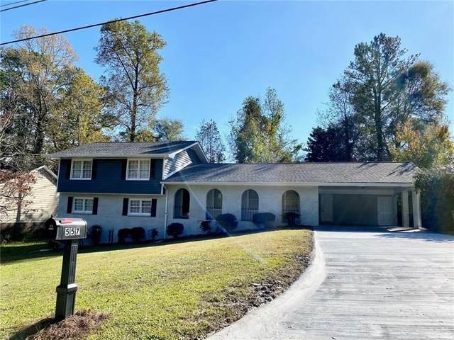 557 Tallwood Drive, Stone Mountain, GA 30083 (MLS #6805846) :: Path & Post Real Estate