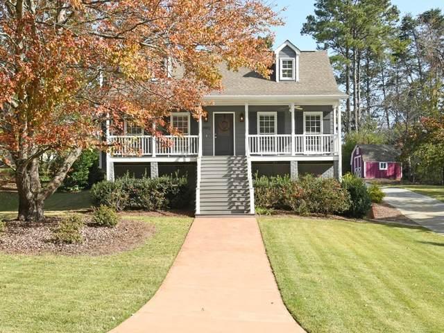 4492 Pine Hill Terrace, Marietta, GA 30066 (MLS #6805865) :: Rock River Realty
