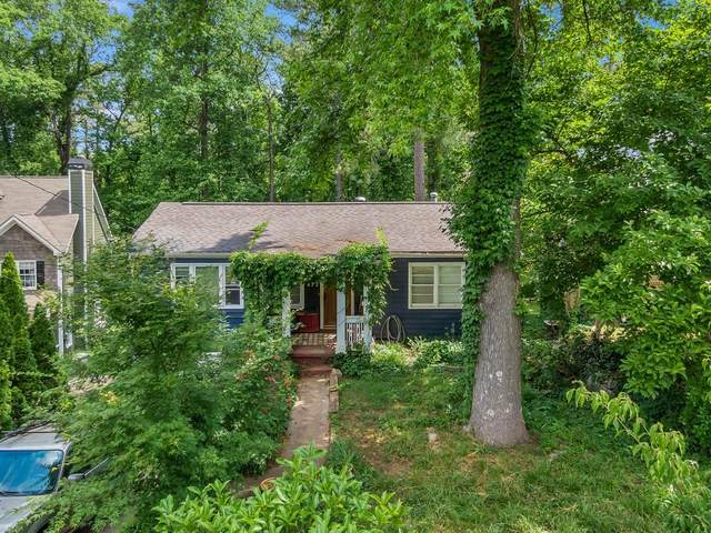 472 E Pharr Road, Decatur, GA 30030 (MLS #6805868) :: North Atlanta Home Team