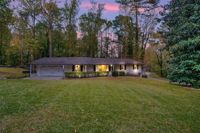 3488 Toll House Lane SW, Atlanta, GA 30331 (MLS #6805927) :: The Cowan Connection Team