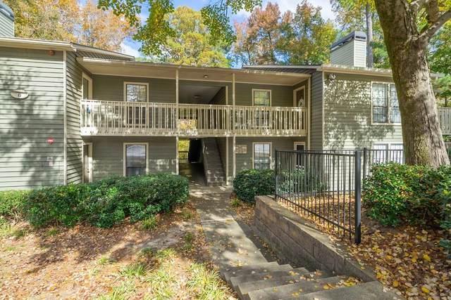 2609 Vinings Central Drive SE #47, Atlanta, GA 30339 (MLS #6805948) :: Oliver & Associates Realty