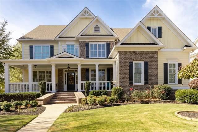 348 Carmichael Circle, Canton, GA 30115 (MLS #6806030) :: Keller Williams Realty Atlanta Classic