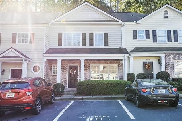 3080 Steeplechase Drive, Alpharetta, GA 30004 (MLS #6806131) :: North Atlanta Home Team