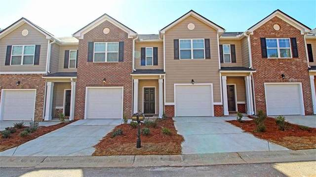 6878 Gallier Street #2170, Lithonia, GA 30058 (MLS #6806132) :: 515 Life Real Estate Company