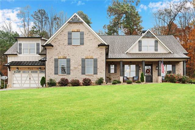 350 Meadow Lake Terrace, Braselton, GA 30517 (MLS #6806134) :: Keller Williams Realty Atlanta Classic