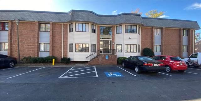 145 Northwood Drive B10, Sandy Springs, GA 30342 (MLS #6806152) :: Team RRP | Keller Knapp, Inc.