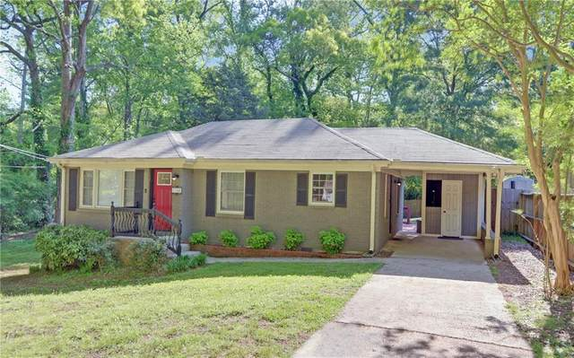 1142 Russell Drive, Decatur, GA 30030 (MLS #6806171) :: Scott Fine Homes at Keller Williams First Atlanta
