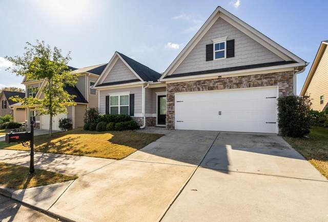 335 Morning Frost, Canton, GA 30114 (MLS #6806224) :: The Cowan Connection Team