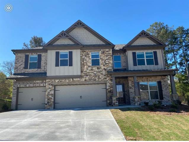 2856 Dolostone Way, Dacula, GA 30019 (MLS #6806233) :: Oliver & Associates Realty