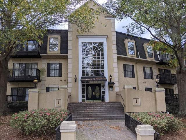 1313 Pine Heights Drive NE, Atlanta, GA 30324 (MLS #6806287) :: Dillard and Company Realty Group
