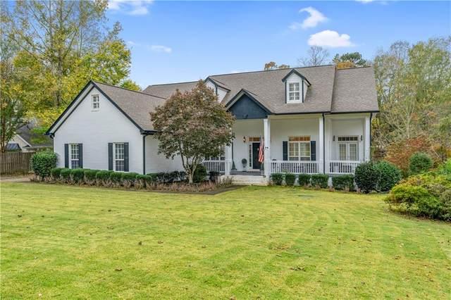 245 S Shore Drive, Newnan, GA 30263 (MLS #6806304) :: Keller Williams Realty Atlanta Classic