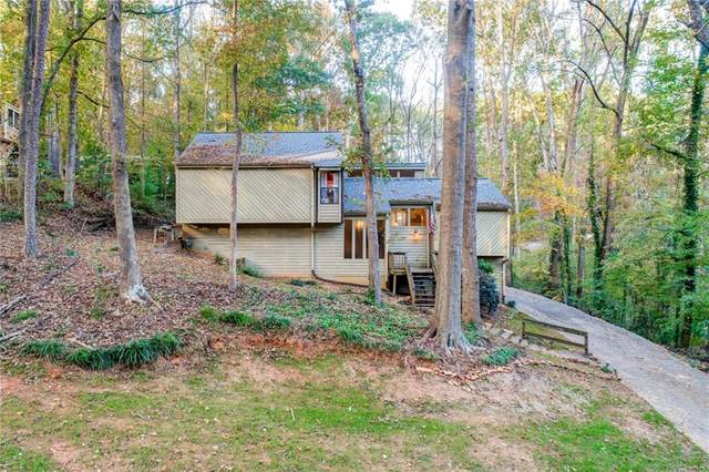 214 Cross Brook Drive, Acworth, GA 30102 (MLS #6806312) :: The Cowan Connection Team