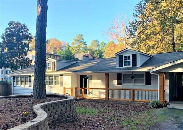 220 Forest Hills Drive NE, Sandy Springs, GA 30342 (MLS #6806321) :: Keller Williams Realty Atlanta Classic