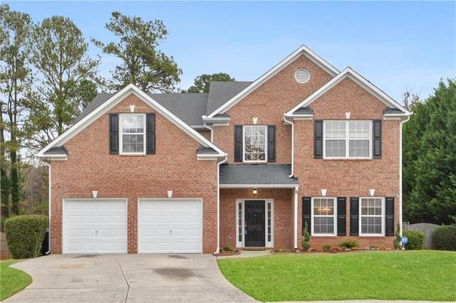 202 Courtland Oaks Drive SW, Marietta, GA 30060 (MLS #6806338) :: Path & Post Real Estate