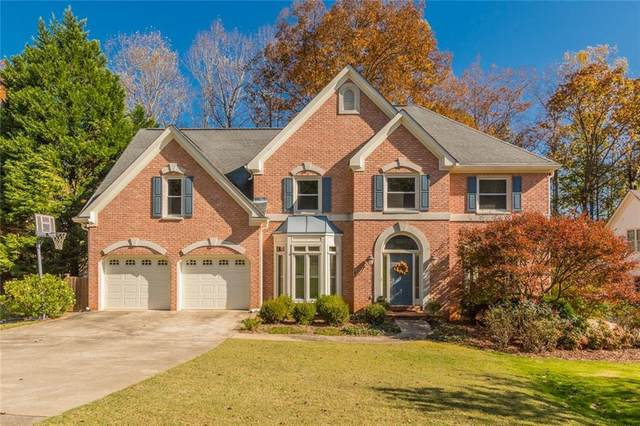 4965 Day Lily Way NW, Acworth, GA 30102 (MLS #6806382) :: Path & Post Real Estate