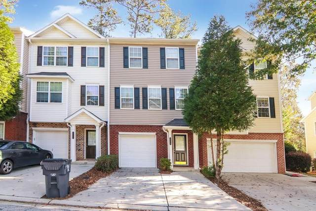 654 Providence Place SW, Atlanta, GA 30331 (MLS #6806388) :: Keller Williams Realty Atlanta Classic