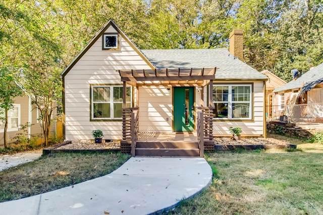 171 Mathewson Place, Atlanta, GA 30314 (MLS #6806394) :: Tonda Booker Real Estate Sales