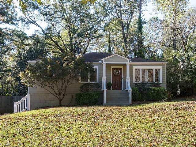 1317 Arnold Avenue NE, Atlanta, GA 30324 (MLS #6806474) :: Tonda Booker Real Estate Sales