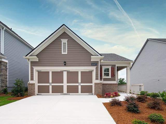 2878 Legacy Park Drive, Lithia Springs, GA 30122 (MLS #6806490) :: Tonda Booker Real Estate Sales