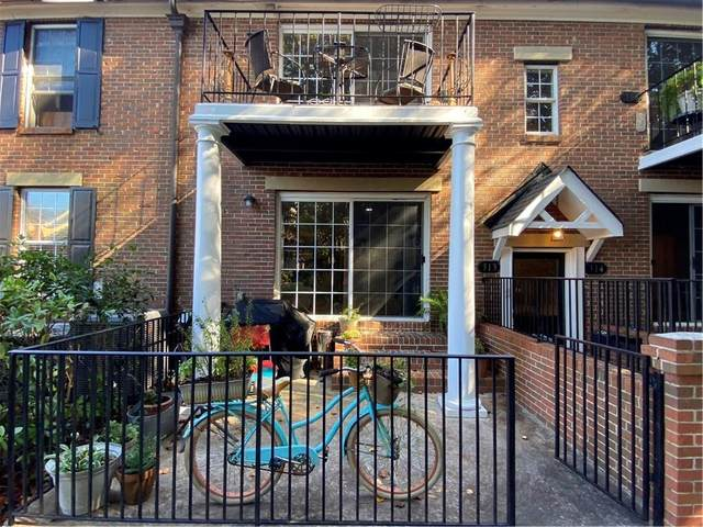 1634 Ponce De Leon Avenue NE #313, Atlanta, GA 30307 (MLS #6806492) :: Oliver & Associates Realty