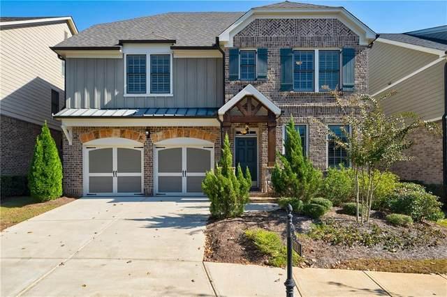 11730 Stratham Drive, Alpharetta, GA 30009 (MLS #6806509) :: North Atlanta Home Team