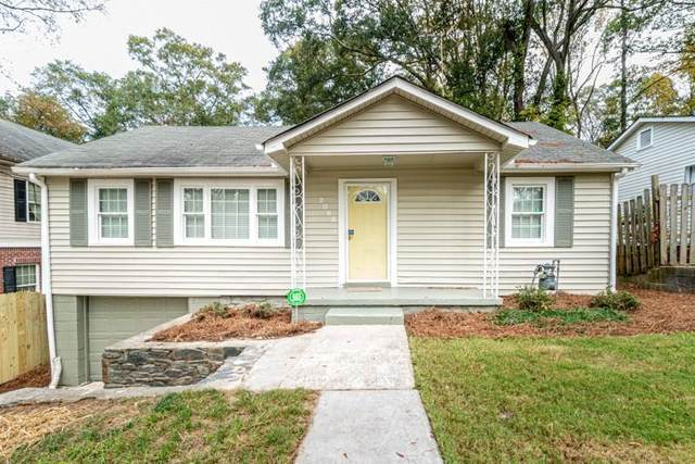 2065 Detroit Ave NW, Atlanta, GA 30314 (MLS #6806540) :: Keller Williams Realty Atlanta Classic