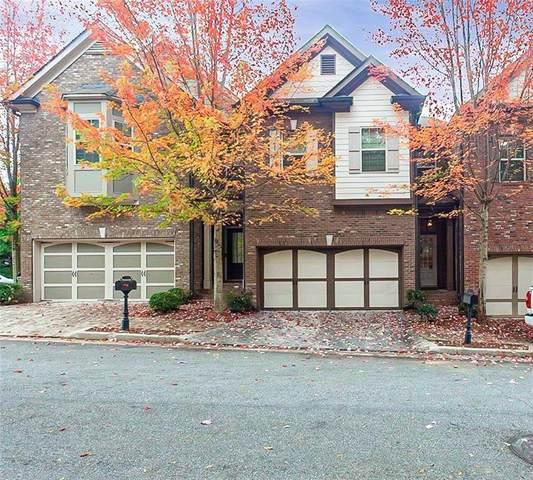 3173 Rock Port Circle, Peachtree Corners, GA 30092 (MLS #6806548) :: North Atlanta Home Team
