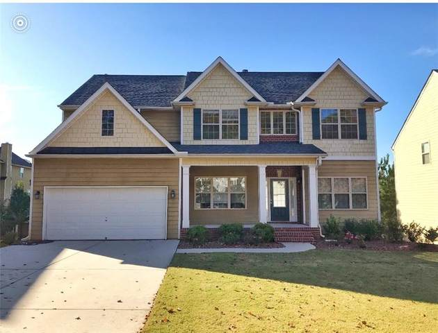 3545 Falling Leaf Lane, Cumming, GA 30041 (MLS #6806581) :: North Atlanta Home Team