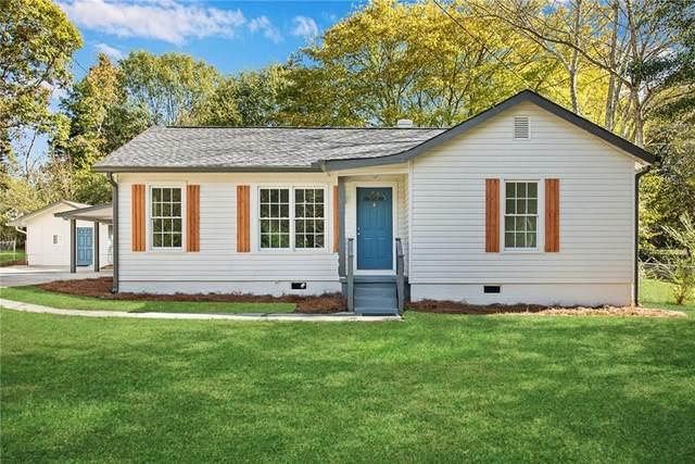 1681 Sams Street SE, Marietta, GA 30060 (MLS #6806604) :: North Atlanta Home Team