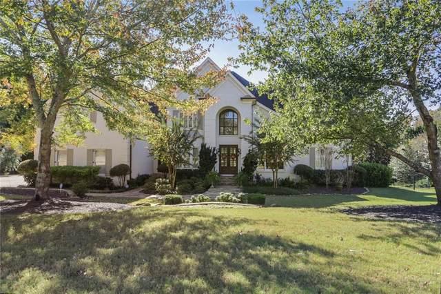 205 Bach Court, Sandy Springs, GA 30350 (MLS #6806621) :: North Atlanta Home Team