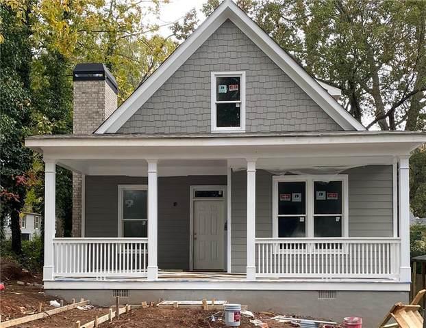 515 Walnut St, Hapeville, GA 30354 (MLS #6806674) :: Path & Post Real Estate