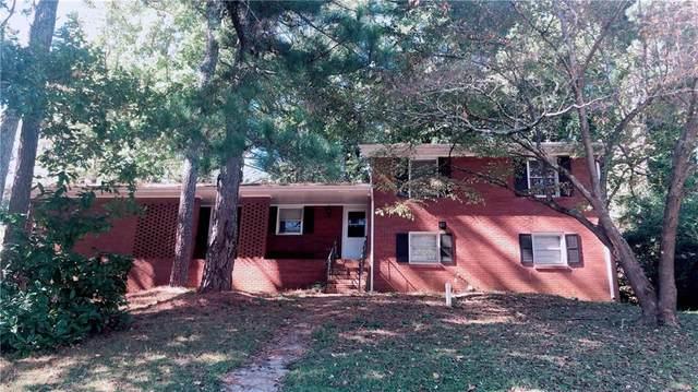 7015 Knollwood Drive, Morrow, GA 30260 (MLS #6806745) :: North Atlanta Home Team