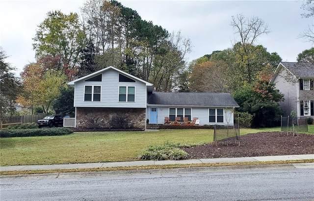 4438 E Jones Bridge Road, Peachtree Corners, GA 30092 (MLS #6806755) :: North Atlanta Home Team