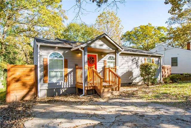 675 Cedar Avenue NW, Atlanta, GA 30318 (MLS #6806767) :: North Atlanta Home Team