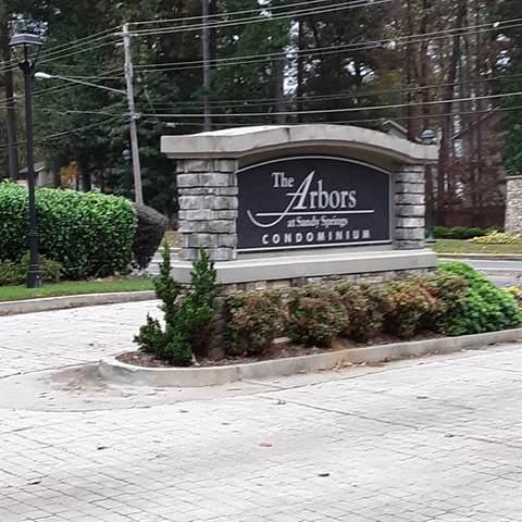 6940 Roswell Road 6C, Atlanta, GA 30328 (MLS #6806822) :: Rock River Realty