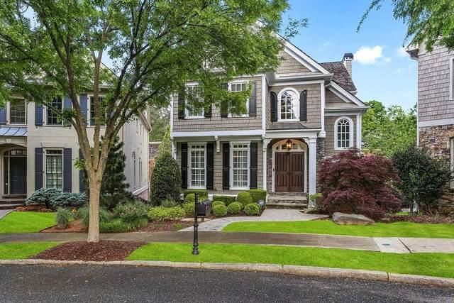16 Conifer Circle NE, Atlanta, GA 30342 (MLS #6806888) :: Path & Post Real Estate