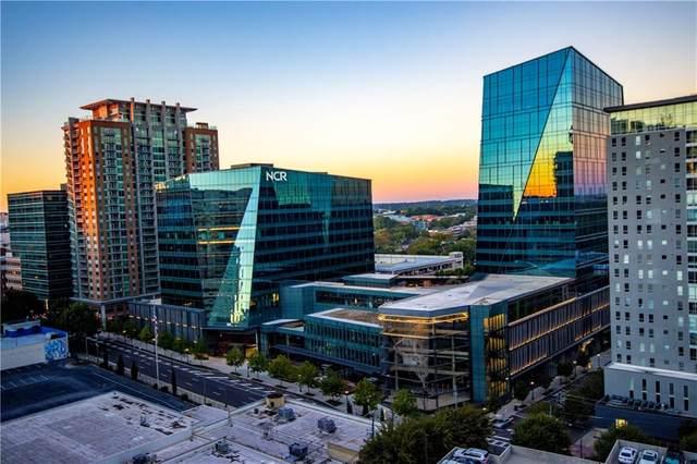 950 W Peachtree Street NW #1501, Atlanta, GA 30309 (MLS #6806894) :: Dillard and Company Realty Group