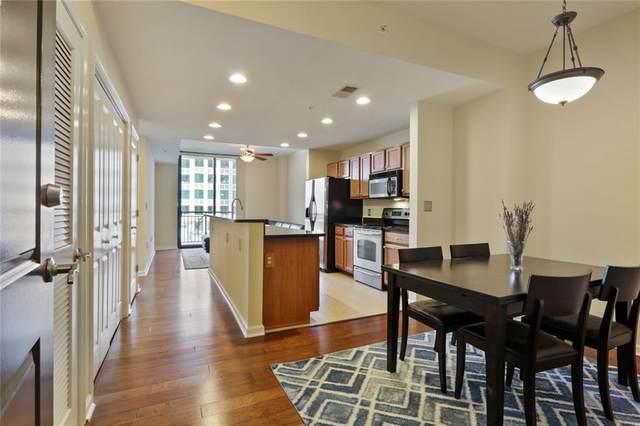 3040 Peachtree Road NW #614, Atlanta, GA 30305 (MLS #6806914) :: AlpharettaZen Expert Home Advisors