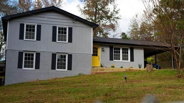 156 Cathie Drive, Dallas, GA 30132 (MLS #6806932) :: Keller Williams Realty Atlanta Classic