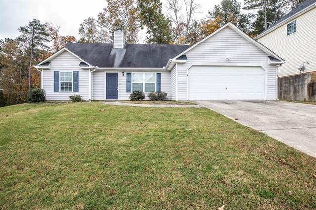 215 Millwheel Drive, Villa Rica, GA 30180 (MLS #6806935) :: The Heyl Group at Keller Williams
