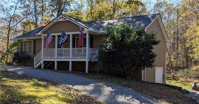 1601 Villa Drive, Ellijay, GA 30540 (MLS #6806950) :: Keller Williams Realty Atlanta Classic