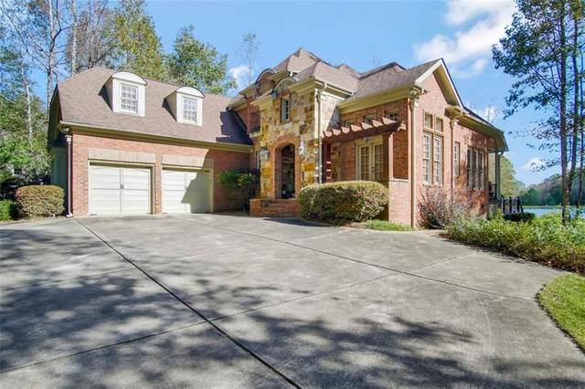 121 Hightower Lake Trail, Ball Ground, GA 30107 (MLS #6806980) :: North Atlanta Home Team